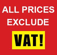 Prices Exclude VAT